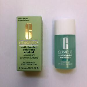 Clinique Anti-Blemish Solutions Clinical Clearing Gel 15ml NEW