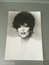 JOAN COLLINS - PHOTO DE PRESSE  20x15 cm