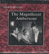 The Magnificent Ambersons Orson Welles Voyager Co 1993 Laserdisc 110818AMLD