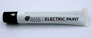 Bare Conductive Electric Paint 10ml (BLACK)