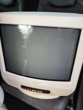 """Vintage 14"""" Sony Trinitron Analogue TV   KV-M144OU"""