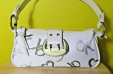 XOXO white handbag / clutch Very good used condition MSRP $48