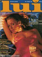 Lui August 8,08/1980,Frank Sinatra und die Mafia,Denise,Kate,....