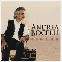 Andrea Bocelli - Cinema (CD Album, 2015)