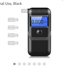 AT2700 Breathalyzer, [2019 New Upgraded] Portable Breath Alcohol Tester
