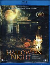 THE HOUSES OCTOBER BUILT (HALLOWEEN NIGHT) - Blu Ray Disc.