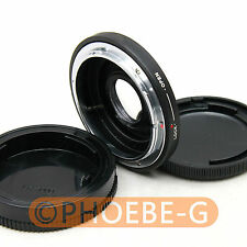CANON FD Lens to SONY Minolta MA Adapter Infinity Focus