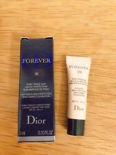 DIOR Forever 24H perfection Skin Caring Foundation SPF35 2N box sample 3ml