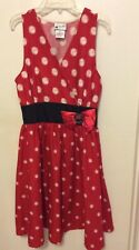 Halloween Or Any Time Women's Minnie Mouse dress By Disney Size L