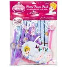 Cinderella Disney Princess Fairy-Tale Kids Birthday Party 48 pc. Favor Pack