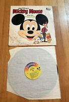 Walt Disney's Mickey Mouse And His Friends LP 1321 1968 Usa