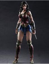 Batman v Superman Dawn of Justice Wonder Woman Play Arts Kai Action Figures KO