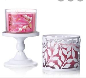Two In One pedestal Candle Holder