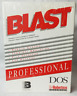 Blast Communications Software Professional DOS UNOPENED
