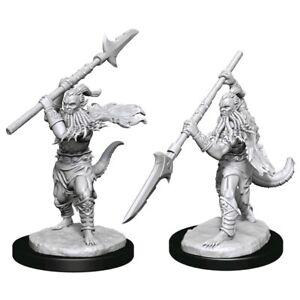 D&D Unpainted Nolzur's Marvelous Miniatures Bearded Devils