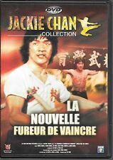 DVD ZONE 2--LA NOUVELLE FUREUR DE VAINCRE--JACKIE CHAN