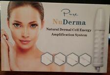Pure NuDerma Natural Dermal Cell Energy Amplification System New