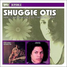 Here Comes Shuggie Otis/Freedom Flight by Shuggie Otis (CD, Oct-2003, Raven)