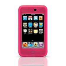 TopSkin Silicone Skinvfor iPod Touch 2G - Pink