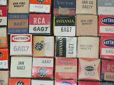 (1)  6AG7 Tube NOS - Various Brands