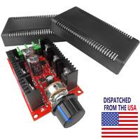 12V 24V 48V 2000W 10-50V 40A DC Brush Motor Speed Control PWM HHO RC Controller