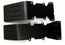 T-Maxx and E-Maxx Black  Anodized Skid Plate Set