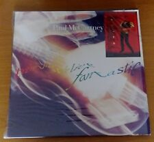 PAUL McCARTNEY Tripping The Live Fantastic LP (3 VINYL) 1st Press 1990 LIKE NEW