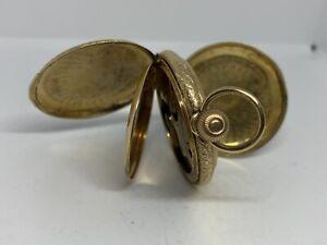 Vintage Elgin 12 size Gold Filled pocket watch