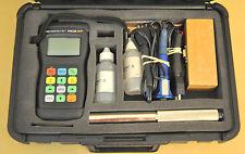Olympus Panametrics MG2-XT Ultrasonic Thickness Gauge Gage Flaw Detector NDT NDI