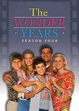 "Wonder Years: Fourth Season 4  (DVD) ""NEW, UNSEALED"" (BUY2,SAVE2) seeDEAL"
