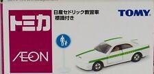 Tomy Tomica Nissan Cedric Driving School Car 1 : 63 (Free Ship)
