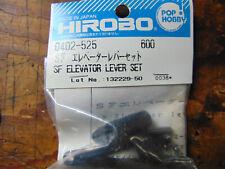 HIROBO SHUTTLE SF ELEVATOR LEVER SET 0402-525 BNIB
