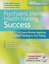 PDF Psychiatric Mental Health Nursing Success  PDF