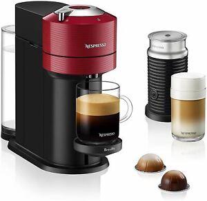 Nespresso Vertuo Next Coffee & Espresso Machine with Aeroccino NEW by Breville,