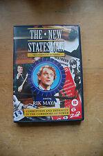 The New Statesman DVD. Comedy. Rick Mayall. Series 1