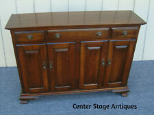 61251 Cherry Console Cabinet Chest Sofa Hall Table