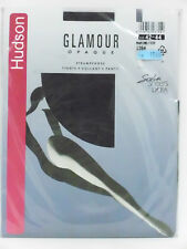 Hudson Design 20 Satin Sheers Stumpfhose Kettenmuster Metallic Gr 42-44 Clothing, Shoes & Accessories Hosiery & Socks