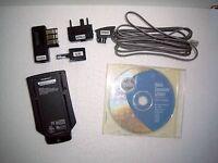 Palm PDA Modem mit Zubehör und Software