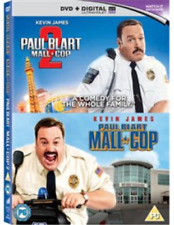 Kevin James, Bobby Cannavale-Paul Blart - Mall Cop 1 and 2  (UK IMPORT)  DVD NEW