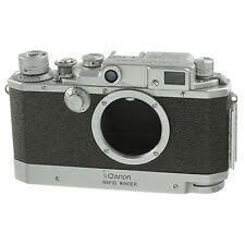 Canon IVF Rangefinder Camera Body with Rapid Winder