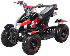 MINIQUAD 50CC 2T E-START bambini - Mini Quad a benzina Cross Minimoto Moto bimbo