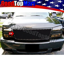 For Chevy SILVERADO 1500 2006 & 2500/3500 2005-06 REPLACEMENT Black Mesh Grille