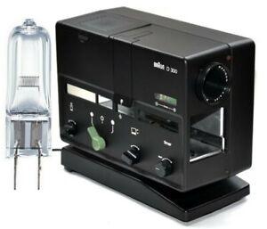 Ampoule pour Braun AG D 300 Projecteur de diapositive