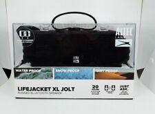 Altec Lansing LifeJacket XL Jolt Rugged Waterproof Bluetooth Speaker IWM790-BLKC