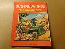 STRIP / SUSKE EN WISKE 93: DE SNORRENDE SNOR | 1ste druk