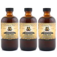 Sunny Isle Jamaican Black Castor Oil Extra Dark 236ml (Pack of 3)