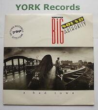 """Big Sound Authority-Une mauvaise ville-excellent état 7"""" SINGLE MCA BSA 2"""