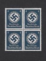MNH Large WWII emblem stamp BLOCK  1942 PF04 / MNH taken from an original sheet