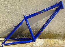 "Telaio Bici alluminio Saccarelli Mountain Bike aluminium Frame 26"" MTB MiI"