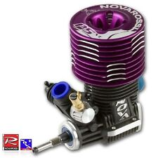 Motore 3.5cc Novarossi Engine .21  5 travasi Ports for 1/8 Buggy cod. S21P5XLT